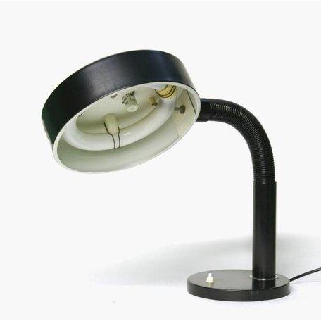 Hala TL bureaulamp - Zwart
