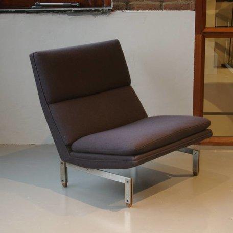 Georges Van Rijck fauteuil Beaufort jaren 60
