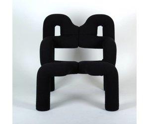 Terje ekstrøm ekstrem chair stokke varier black de machinekamer