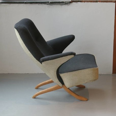Theo Ruth Penguin chair Artifort 50s
