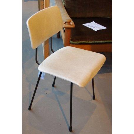 Cordemeyer 1262 stoel - Wit kunstleer
