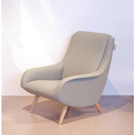 Ruda dames fauteuil - mint 50s