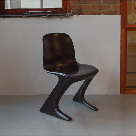 Moeckl Kangaroo chair - Zwart