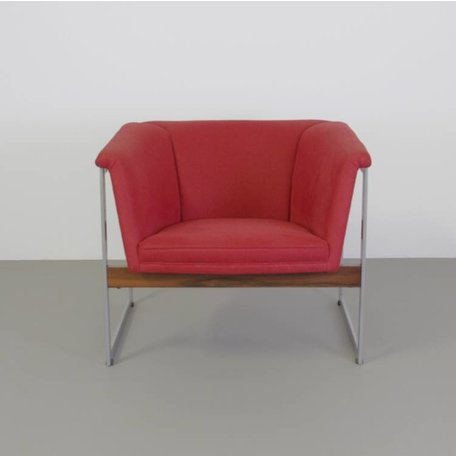 Harcourt 042 fauteuil - Rood