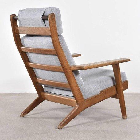 Wegner fauteuil GE290 - Eiken