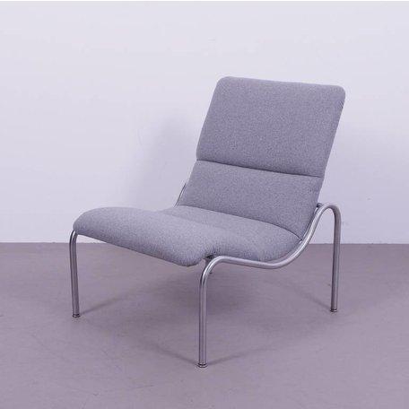 Liang Ie 703 fauteuil - Licht grijs