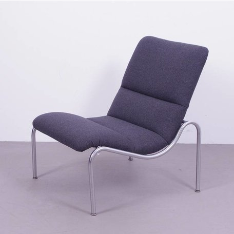 Liang Ie 703 fauteuil - Antraciet