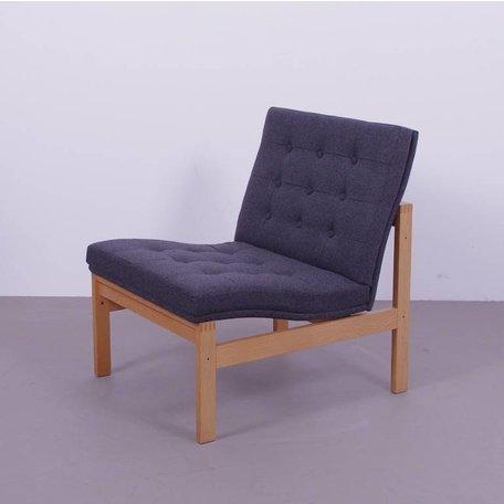 Knudsen & Lind Moduline fauteuil - Antraciet