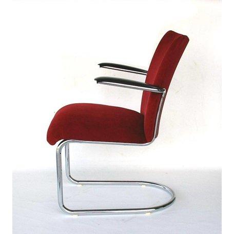 De Wit 4014 fauteuil - Stof naar wens