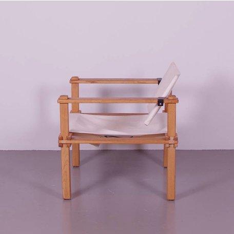 Lange Farmer chair Bofinger jaren 70