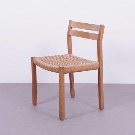 Moller 401 stoel - Eiken en papercord