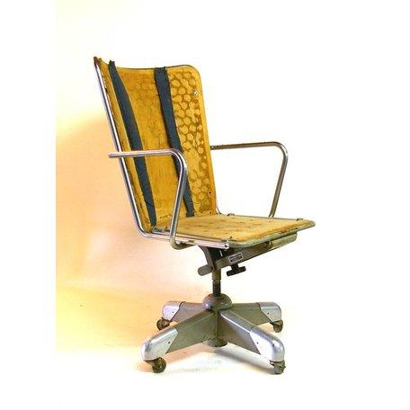 Gispen President bureaustoel - Stof naar wens