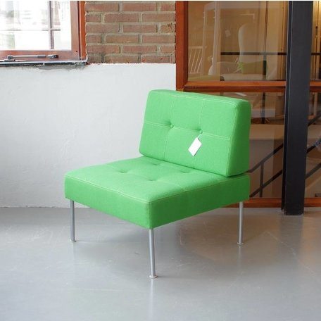 Cadovius Revolt sectional sofa element - Groen wol