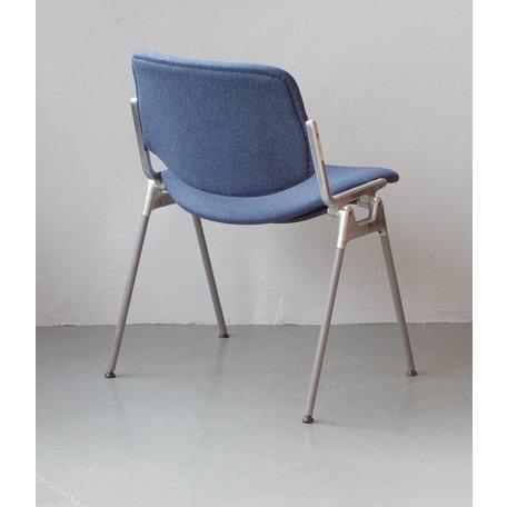 Piretti stoel Castelli - Blauw