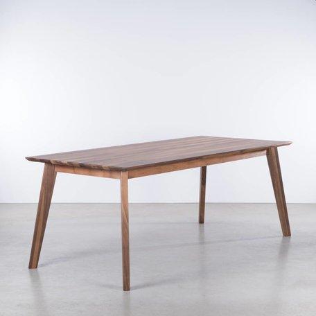 Gunni table extendable Walnut