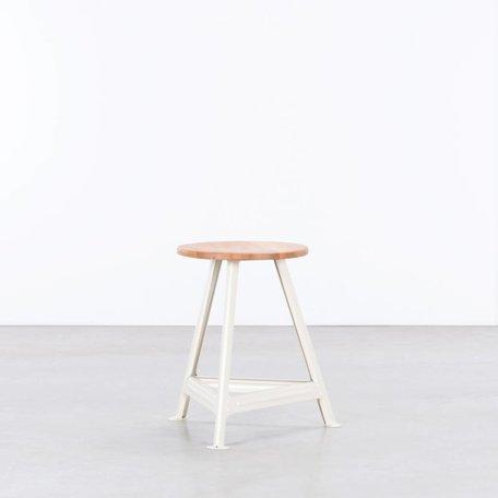 Bauhaus Kruk Driepoot wit