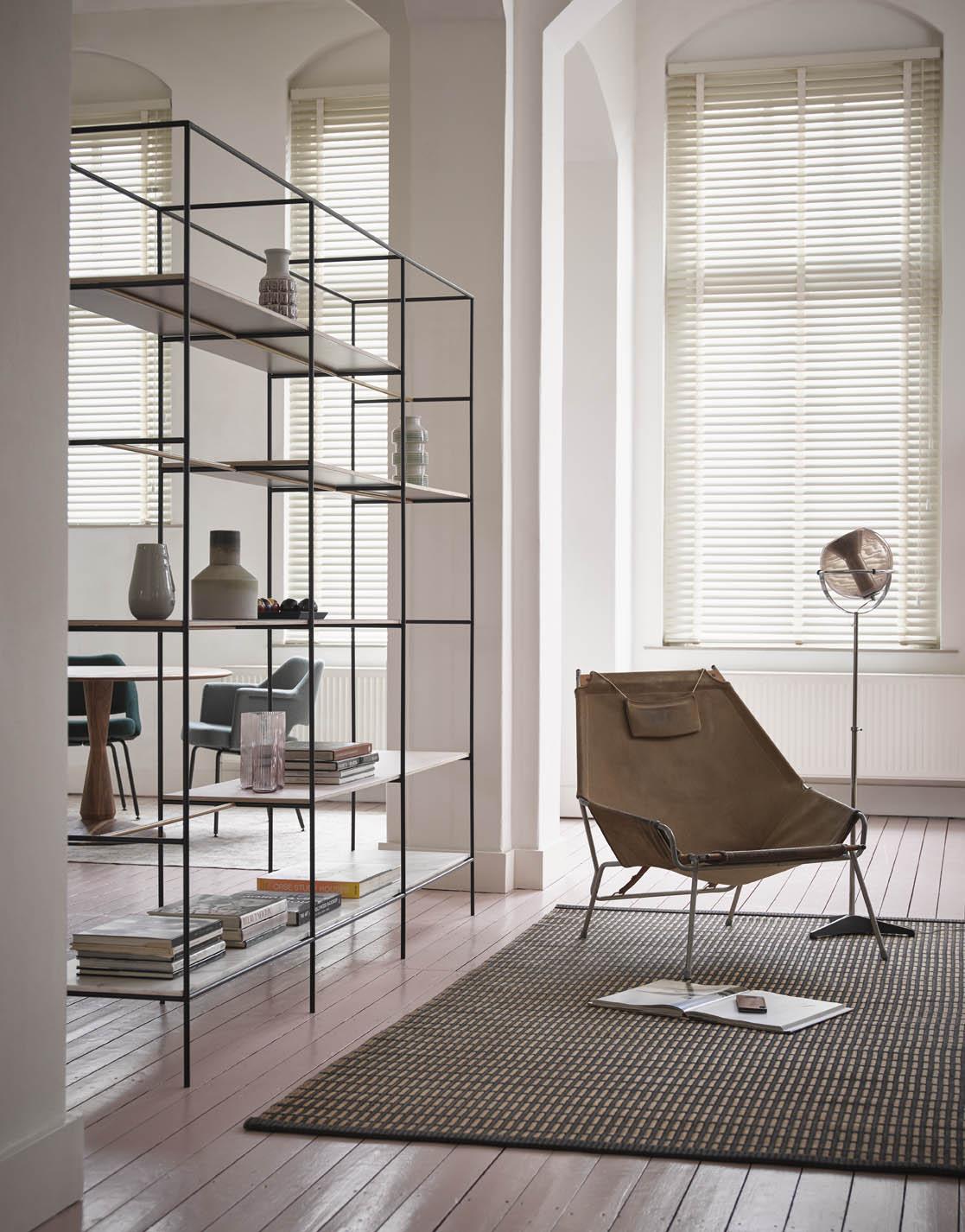 Abstracta System wandkast/boekenkast/roomdivider
