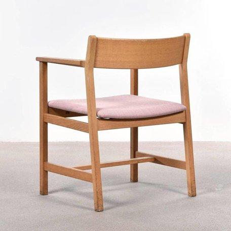 Mogensen 3248 stoel  - Eiken en stof