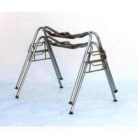 Eames DSS onderstel voor Fiberglass stoel