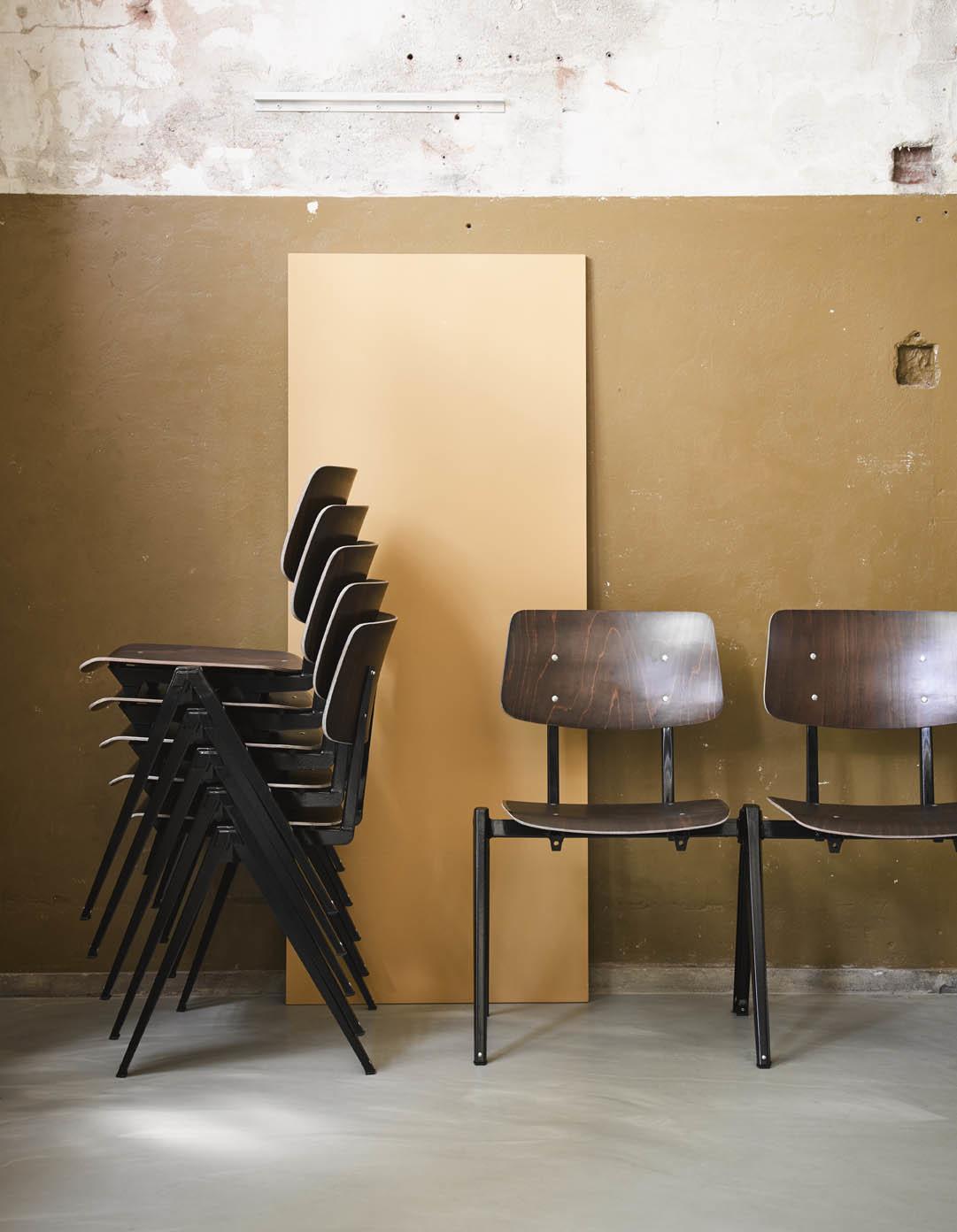 Galvanitas S21 stapelbare horeca stoel