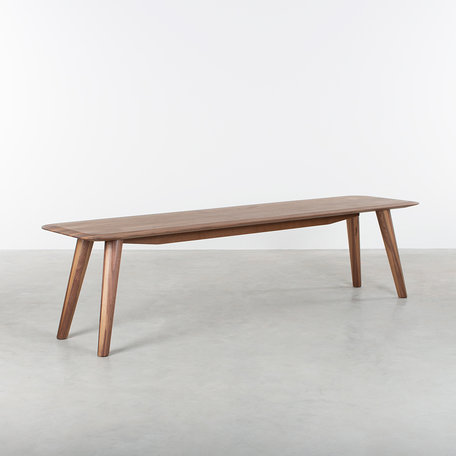 Olger Dining table bench Walnut