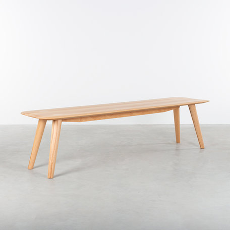 Olger Dining table bench Beech