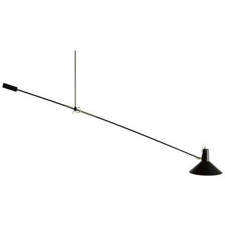 Anvia hengellamp plafond J. Hoogervorst zwart