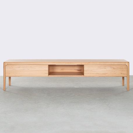 Rikke TV Cabinet Beech 200 cm