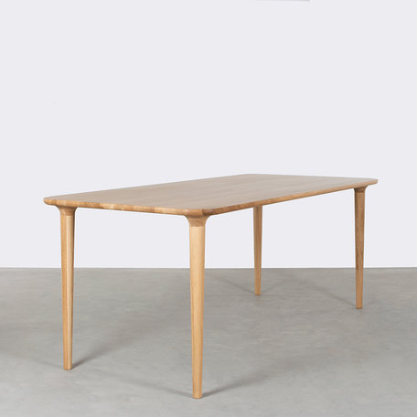 Trumpet Table Oak