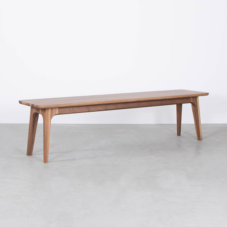Fjerre Dining table bench Walnut
