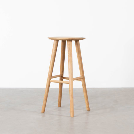 Olger Bar stool Oak