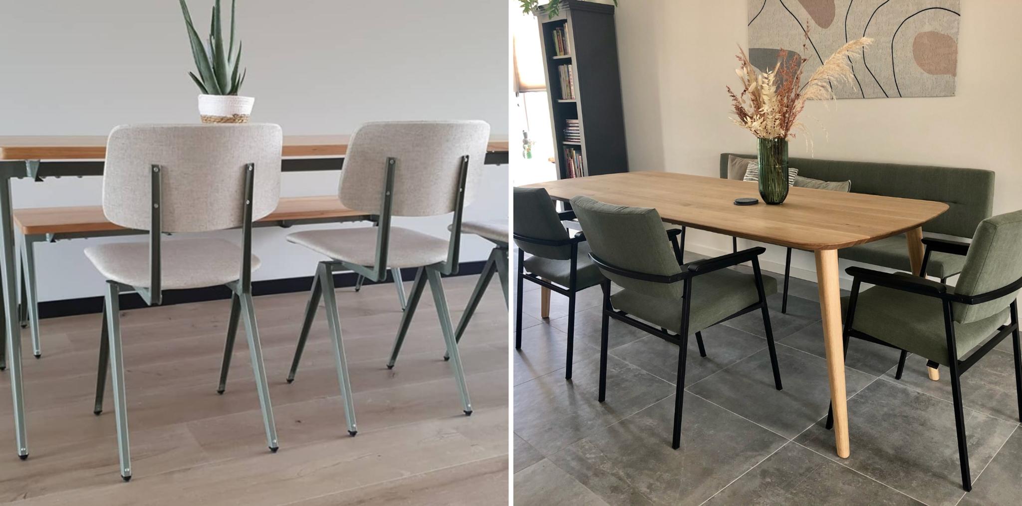 industriele design meubels
