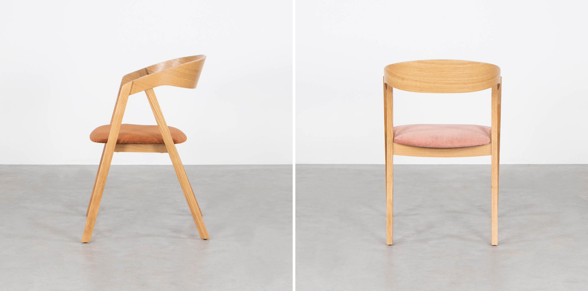 edske stoelen gestoffeerd