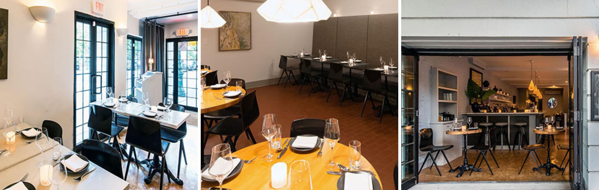 S19 stoelen restaurant project