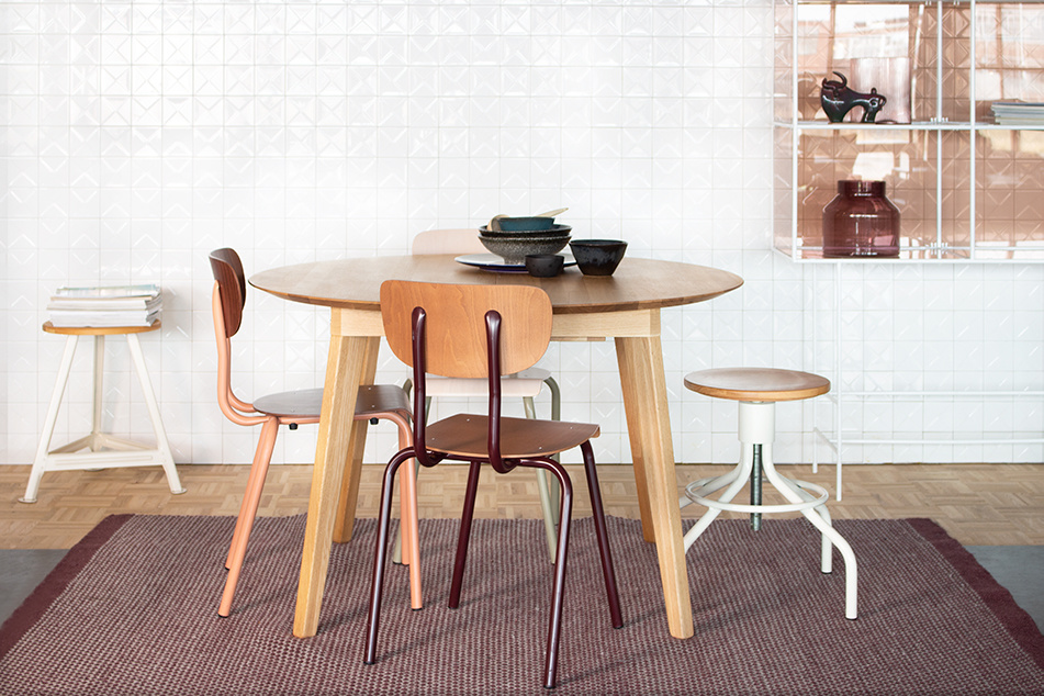 Verschillen houten tafels