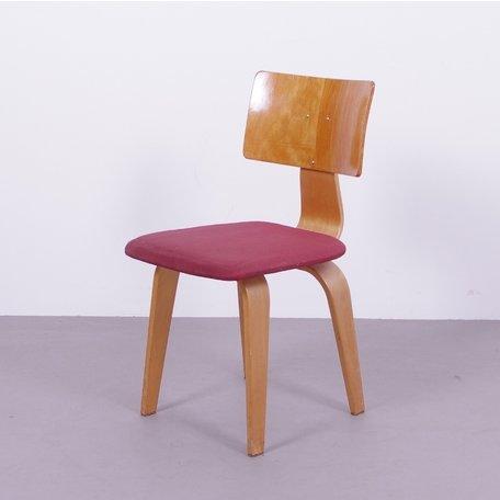 Braakman stoel - Plywood