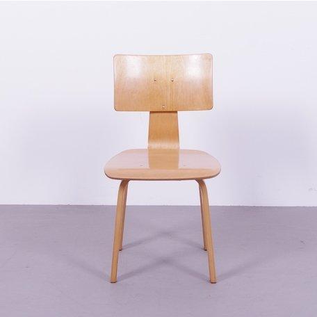 Braakman stoelen en tafel - Set van 4