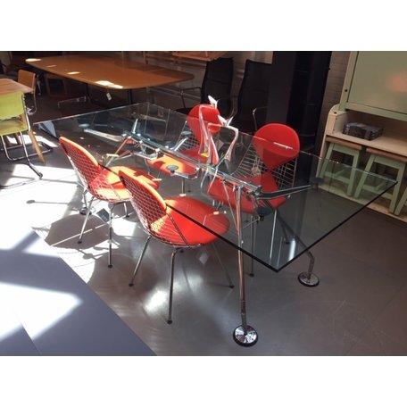Norman Foster tafel Nomos 2200x900 Tecno