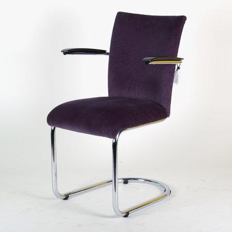 De Wit 1018 stoel  - Stof naar wens