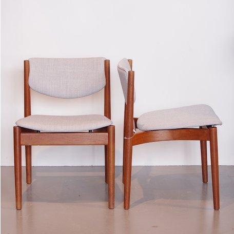 Juhl stoelen - set van 4
