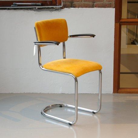 De Wit 1017 stoel - Stof naar wens
