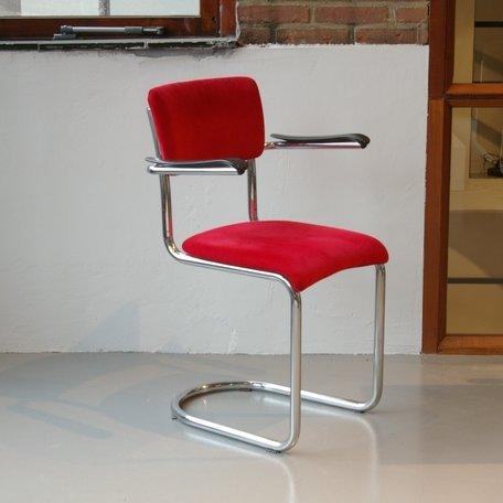 De Wit 1012 stoel - Stof naar wens