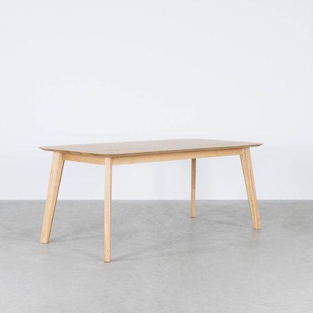 Nonne Table Straight Extendable Oak
