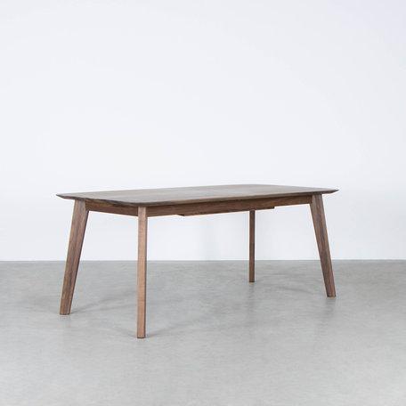 Nonne Table Straight Extendable Walnut
