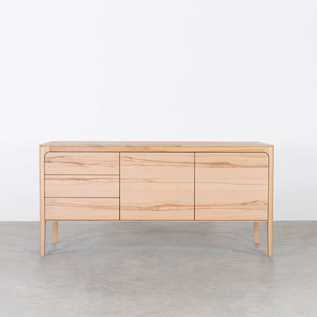 Rikke Sideboard Beech 3-compartment
