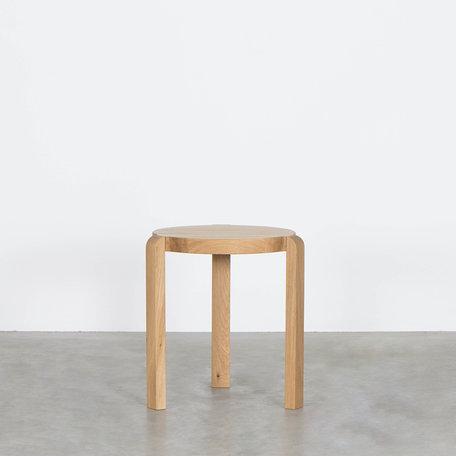 Fraek Side table Oak