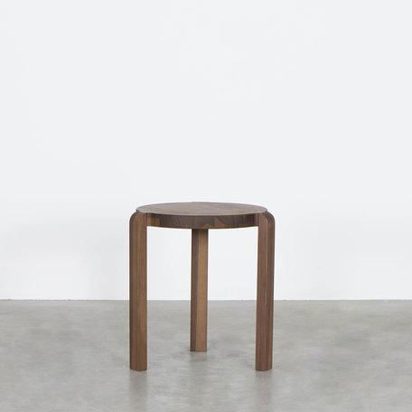 Fraek Side table Walnut