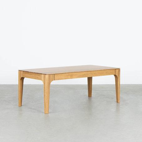 Rikke Coffee table Rectangle Oak