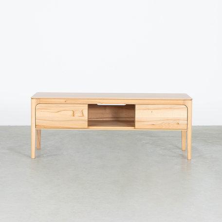 Rikke TV Cabinet Beech - 120 cm