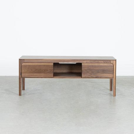 Rikke TV Cabinet Walnut - 120 cm